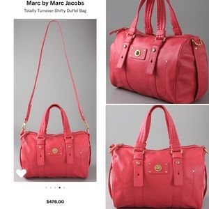 Marc Marc Jacobs Totally Turnlock Shifty Satchel